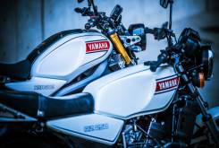 Yamaha xsr900 authentic 2017
