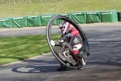 record moto monociclo 20