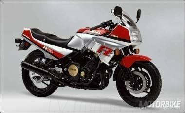 Yamaha FZ750 original