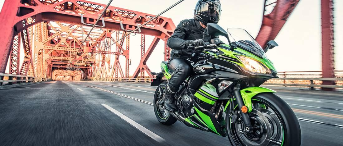 Las Kawasaki Del Carnet A2 Motorbike Magazine