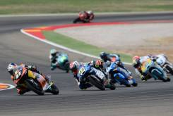 moto3 sanciones coger rueda
