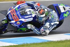 motogp australia 2016 jorge lorenzo carrera