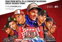 nuevo cartel gp valencia 2016