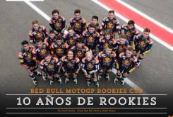 red bull rookies cup 10 temporadas