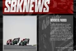 sbk news motorbike magazine 2