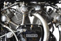 vincent black shadow hrd 1000 series d 1955 6