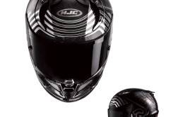 casco moto star wars hjc 1