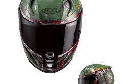 casco moto star wars hjc 2
