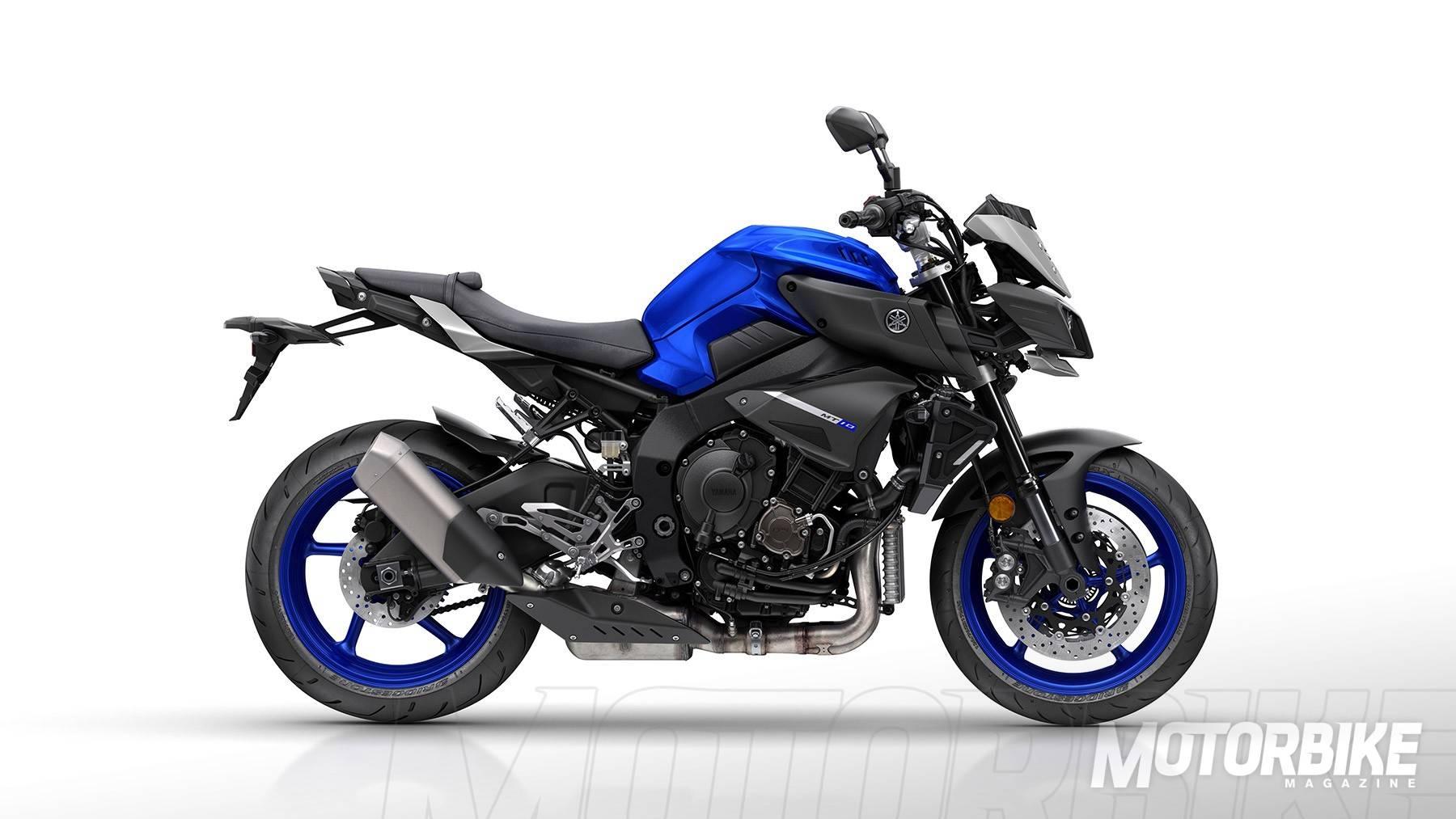 Yamaha agrupa sus MT bajo la denominación Hyper Naked - Super7moto