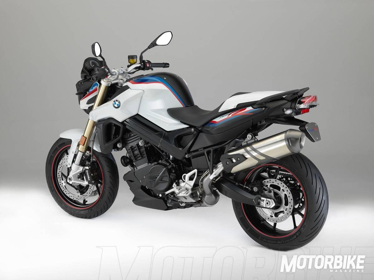 Colores De La BMW F 800 R