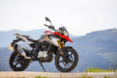 BMW G 310 GS 2017 estaticas - 26
