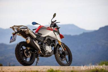 BMW G 310 GS 2017 estaticas - 28