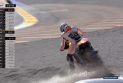 marc marquez caida test motogp 2017 valencia 05