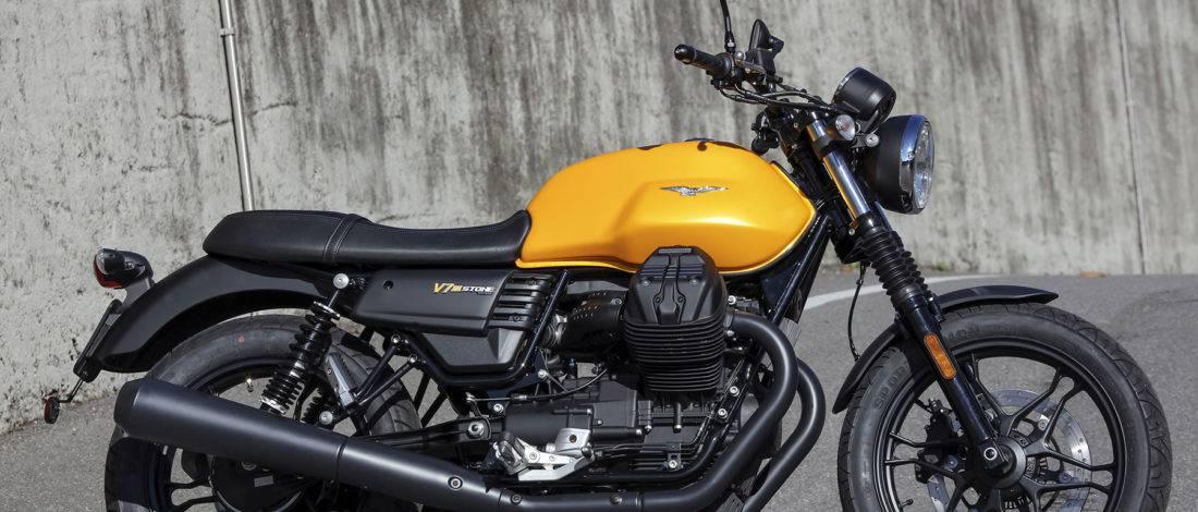 costo moto guzzi v7 idee di immagine del motociclo. Black Bedroom Furniture Sets. Home Design Ideas
