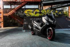 Suzuki Burgman 400 2017 Presentacion