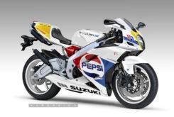 suzuki rgv600pepsi concept