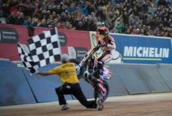 marc marquez superprestigio dirt track 2016