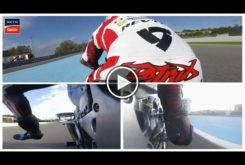 triple on board pramac racing
