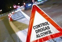control alcoholemia drogas multas tasas