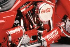 harley davidson road king coca cola 05