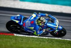 Andrea Iannone Test MotoGP 2017 Sepang