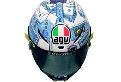 Casco Valentino Rossi Test Sepang MotoGP 2017 01