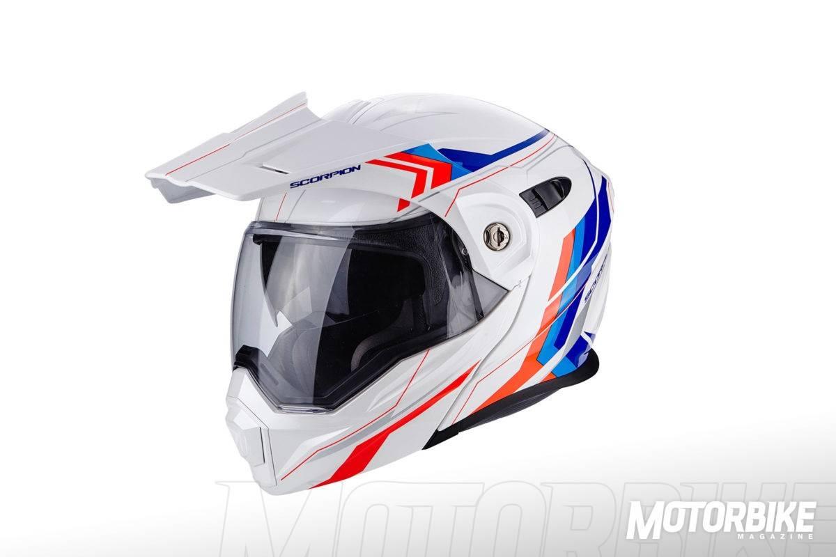Scorpion ADX 1 Tucson Casco de Motocross