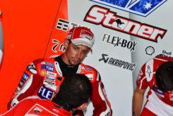 Casey Stoner Test MotoGP Sepang 2017 01