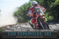 Dakar 2017 Pilotos españoles