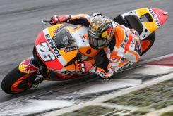 Dani Pedrosa Test Sepang MotoGP 2017