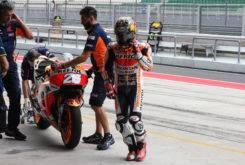 Dani Pedrosa Test Sepang MotoGP 2017 02