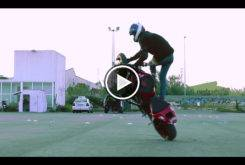 Edu Rodriguez Stunt Riding
