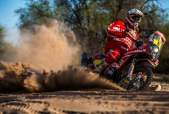 Gerard Farrés Dakar 2017 podio 02