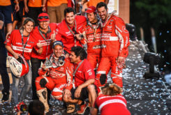Gerard Farrés Dakar 2017 podio 07
