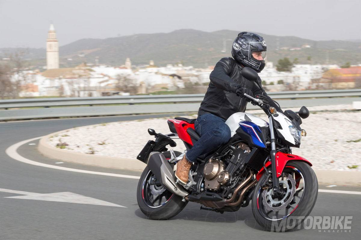 Honda CB500F 2017 - Precio, fotos, ficha técnica y motos