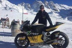 Iker Lecuona Moto2 2017