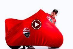Jorge Lorenzo Presentacion Ducati MotoGP 2017