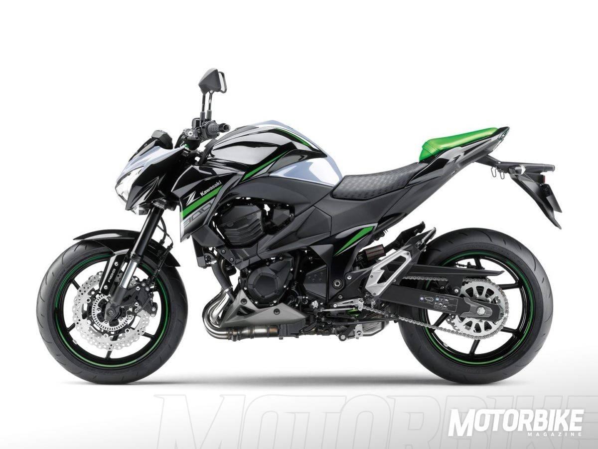 Kawasaki Z800 2016 Precio Fotos Ficha Técnica Y Motos Rivales
