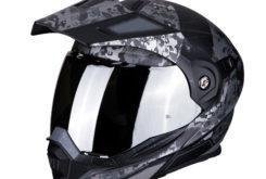 MBKScorpion adx 1 battleflage black silver