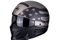 MBKScorpion exo combat rookie titanium grey
