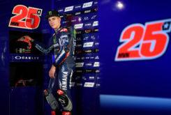 Maverick Viñales Presentacion Movistar Yamaha 2017 03