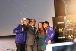 Presentacion Movistar Yamaha 20172
