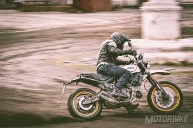 Prueba Ducati Scrambler Desert Sled 2017 - 34