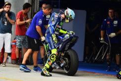 Valentino Rossi MotoGP 2017 Test Sepang 02