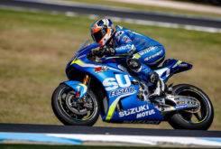 Alex Rins MotoGP 2017 Test Australia 01
