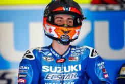 Alex Rins MotoGP 2017 Test Australia 02