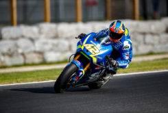 Alex Rins MotoGP 2017 Test Phillip Island