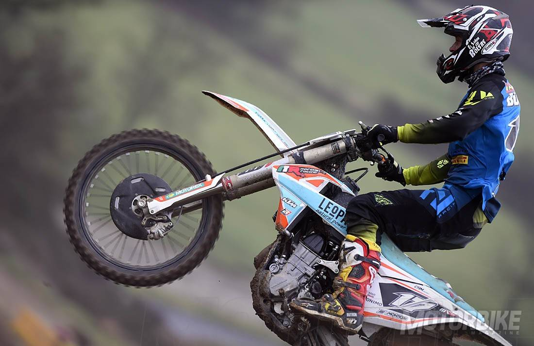 José Butrón - Motorbike Magazine