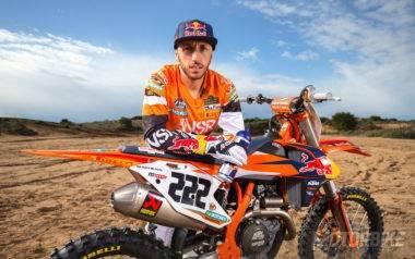 Antonio Cairoli - Motorbike Magazine
