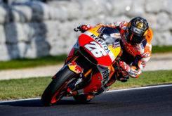 Dani Pedrosa MotoGP 2017 Honda 01